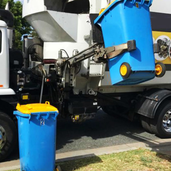 mechanised solid waste collection